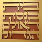 kotel Shul cover